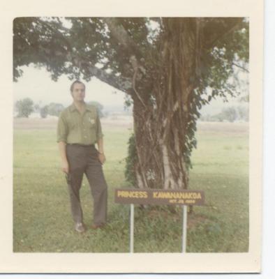 1971 Don Deussen Hawaii