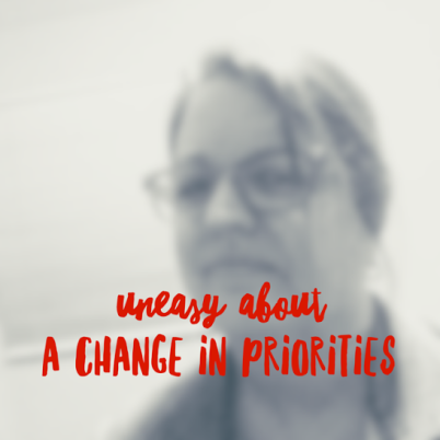 uneasy about putting my health first - laquemada.org #health #boundaries #priorities