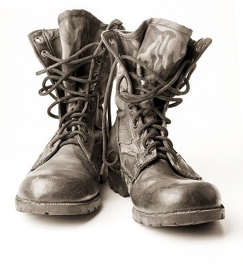 those big boots laquemada.org #self-loathing #depression #healing